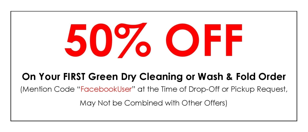 Todd Layne Cleaners Facebook Discount