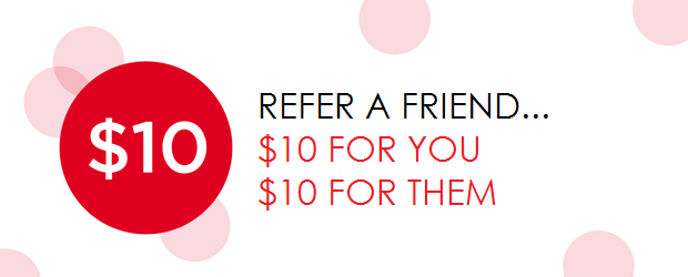 Refer A Friend at Todd Layne Cleaners