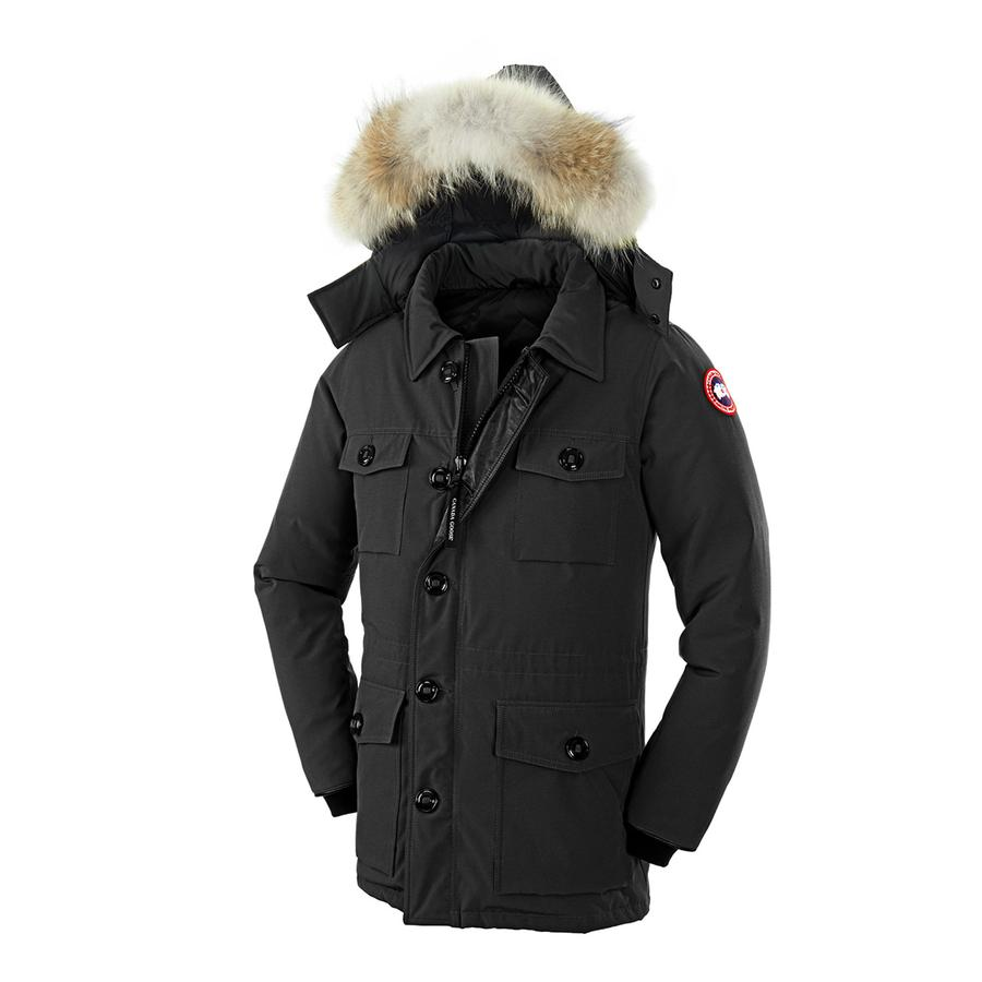 canada goose parka cleaning