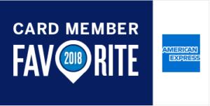 Todd Layne Cleaners AMEX 2018 Member Favorite