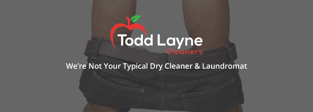 New Laundry Menu with Customized Options like Hang/Air Drying at Todd Layne Cleaners